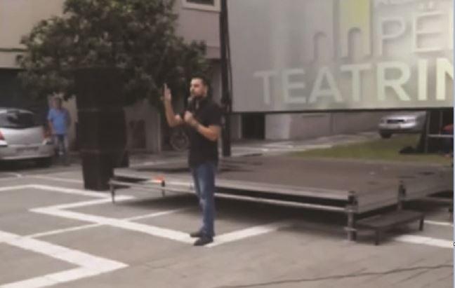 Aktori Visjan Ukcenaj ka reaguar ashpër  Ti s ke për ta bërë atë projekt  o plak