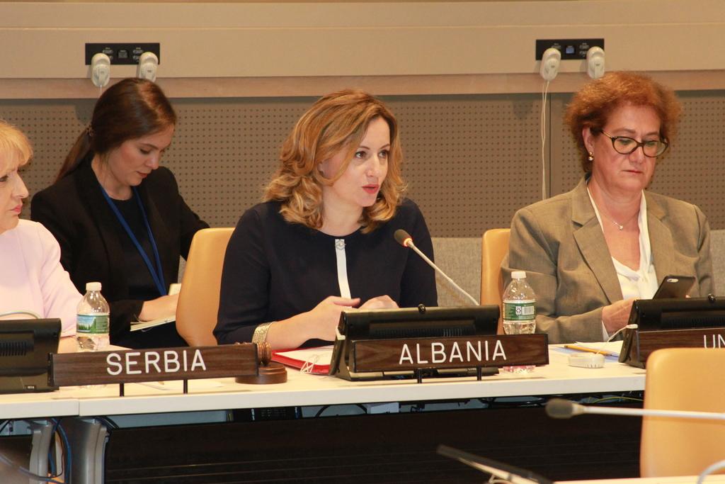 Shqipëria  Mali i Zi dhe Serbia   Event të Nivelit të Lartë në OKB për Integrimin Evropian dhe  Axhendën 2030