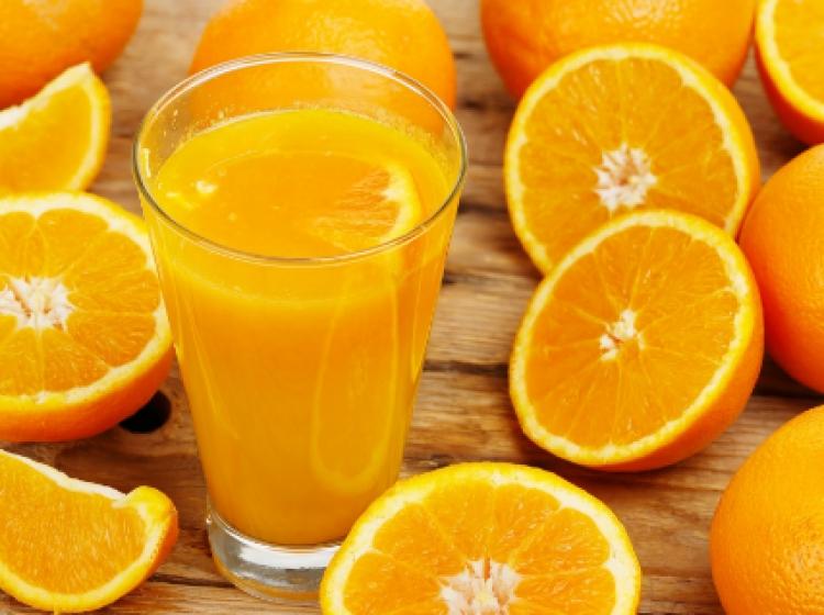 Një portokall në ditë ju mbron shikimin
