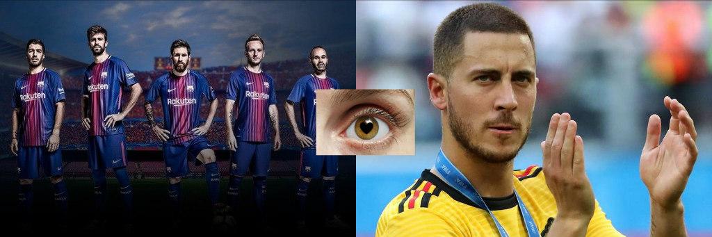 Barcelona e çmendur pas Eden Hazard  ja shuma që janë të gatshëm për të dhënë