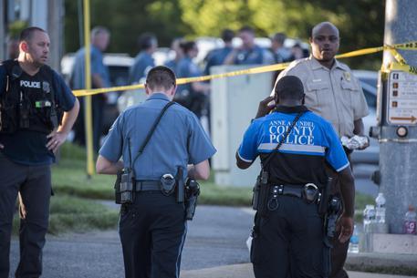 SHBA  Të shtëna me armë zjarri në Maryland  3 të vdekur 2 të plagosur