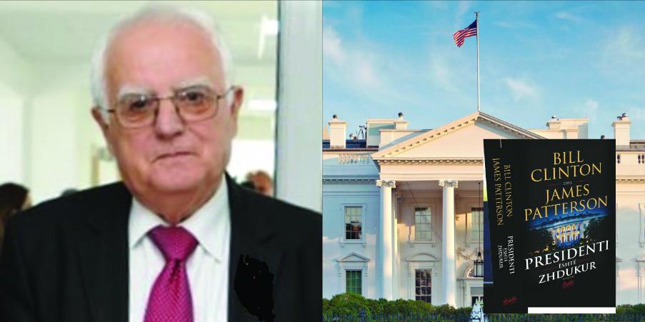 Bill Klinton vjen sot në Tiranë  Flet botuesi i  Argeta LMG  Mehmet Gëzhilli  Ja si negociuam për të botuar në shqip librin e ish presidentit të SHBA  ftesa për ta sjellë në Panairin e Librit  mesazhi që jep dhe si u prit nga stafi i Klintonit