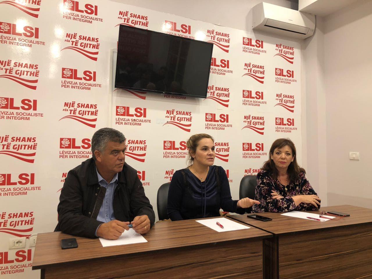 Kryemadhi takim me strukturat e LSI në Durrës  Opozita është e bërë bashkë kundër këtij kryeministri