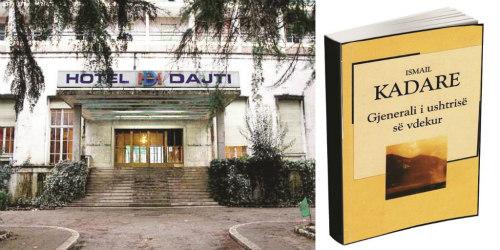 Gjenerali i Ushtrisë së Vdekur  një maniak femrash  Si ra në dashuri me kamerieren e Hotel  Dajtit   sigurmi i shtetit dhe Ismail Kadareja