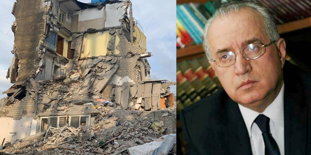 Prof  Lisen Bashkurti  Metamorfoza pas tërmetit  nga tepsija tek tespija