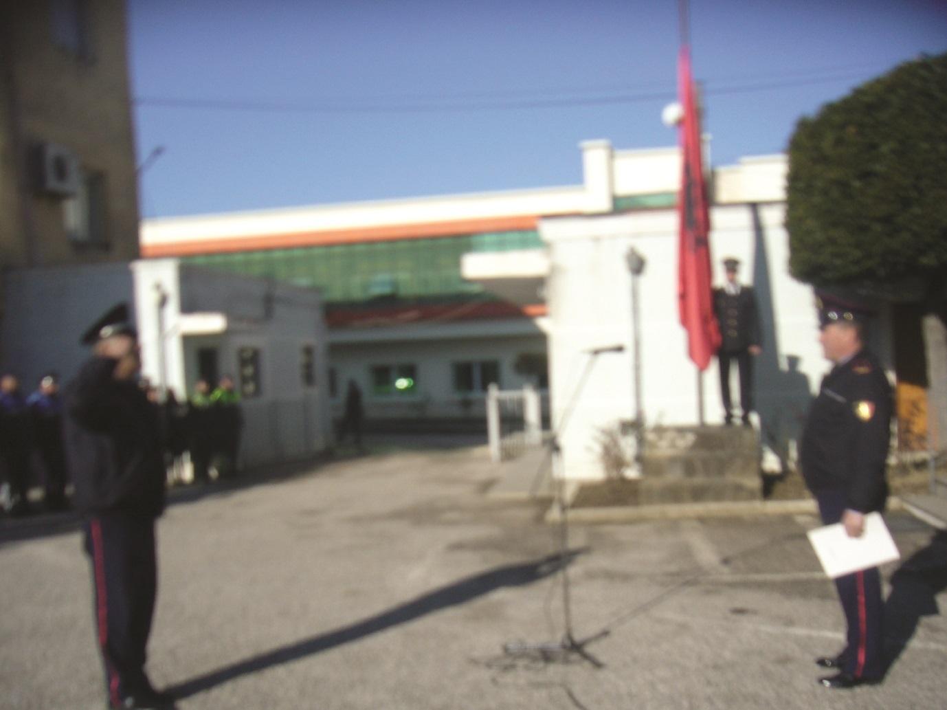 Muharrem Kamani  Përmeti në 107 vjetorin e Policisë së Shtetit