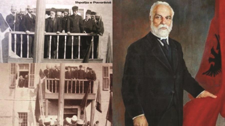 Ismail Qemali  mbrojti Shqipërinë para Fuqive të Mëdha  ndarja nga jeta dhe memoriali i Odhise Paskali