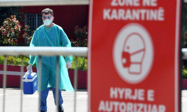 Koronavirusi  383 të infektuar dhe 22 viktima  shkon në 154 numri i të shëruarve