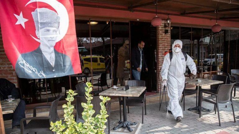 34 mijë të infektuar  Turqia hyn në zonën e kuqe të koronavirusit