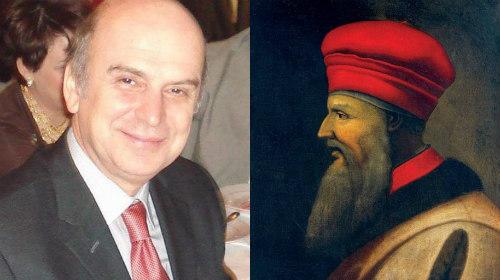 Prof  Edmond Panariti  Linja Arbërore e Skënderbeut është e bardhë si bora