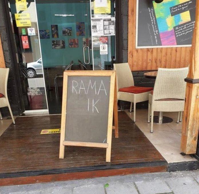 Rama ik   nis revolta e bizneseve në Tiranë