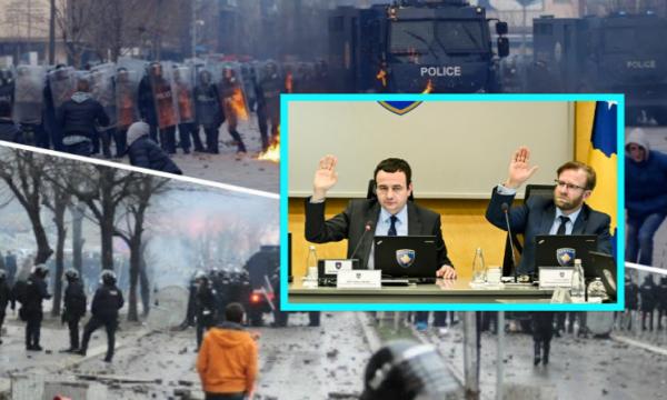 Në Kosovë mund të protestohet lirisht  Qeveria Kurti heq ndalimin e grumbullimeve