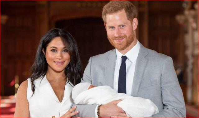 Harry nuk është babai i fëmijës së Meghan  Rrjeti po zjen nga thashethemet e fundit