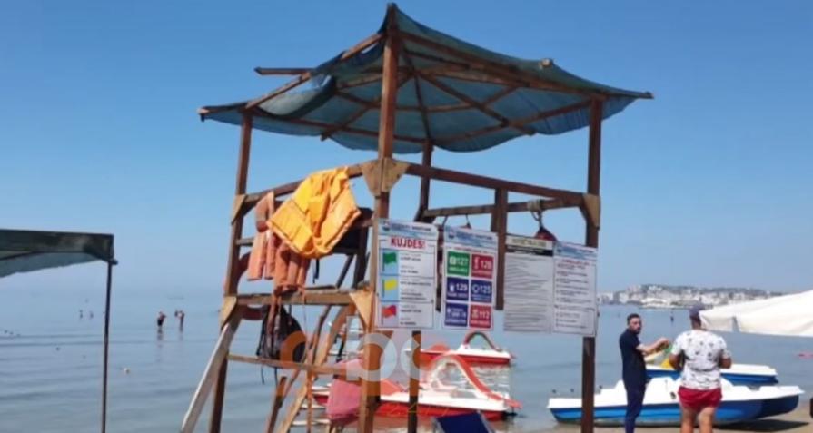 Katër vīktima në një javë në Durrës  kullat e vrojtimit bosh  mungojnë rojet bregdetare